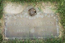 Verna Blanche <i>Garey</i> Anderson