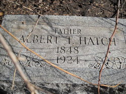 Albert Tilden Hatch