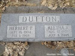 Herbert P Dutton