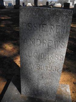 Essie <i>Reid</i> Andrews