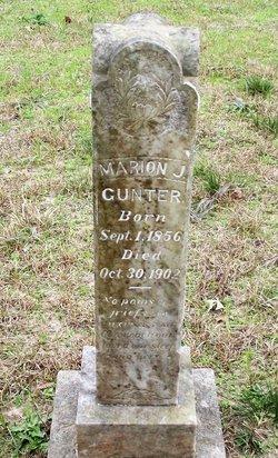 Marion Jasper Gunter