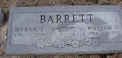 William H Barrett