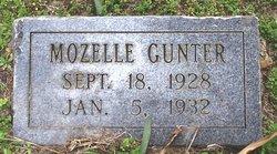 Mozelle Gunter