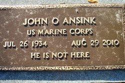 John O Ansink