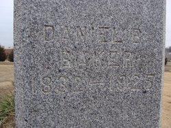 Daniel B Baker