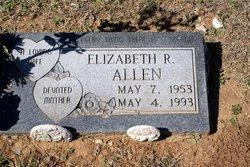 Elizabeth R. Allen