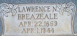 Lawrence Newton Breazeale