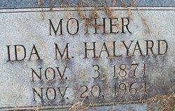 Ida Mae <i>Sharp</i> Halyard