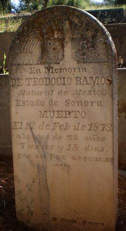 De Teodocio Ramos