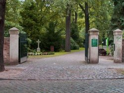 Friedhof Goethestra�e