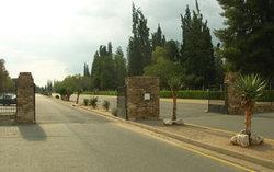 Windhoek Baha'i Cemetery