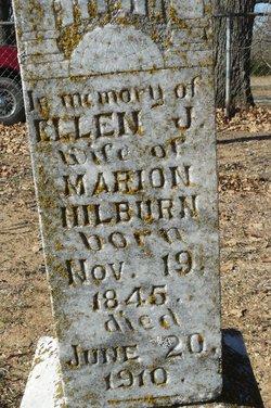 Ellen J <i>Chapman</i> Hilburn