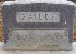 Patsy E. Bailey