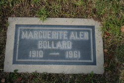 Margueritez <i>Alen</i> Bollard