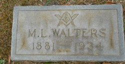 M L Walters