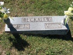 Bertha <i>Cossin</i> Buckalew
