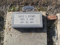 Sally Amanda <i>Lanier</i> Plymel