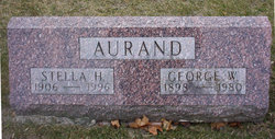 Stella H. <i>Hansford</i> Aurand