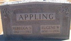 Rebecca Susan <i>Lee</i> Appling
