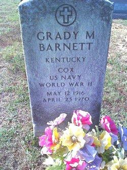 Grady M Barnett