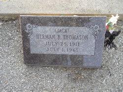 Herman B. Jack Thomason