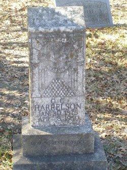 Christopher Columbus Harrelson