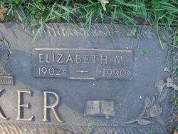 Elizabeth Catherine <i>Myers</i> Acker