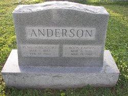 Boon Carson Anderson