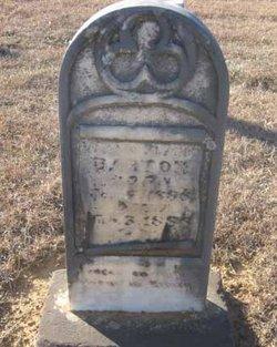 Willie Blanch Barton