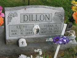 Ralph Dillon, Sr