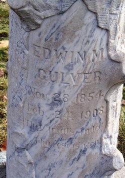 Edwin Culver