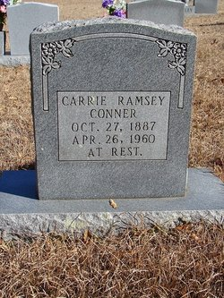 Carrie <i>Ramsey</i> Conner