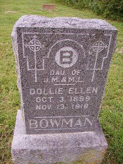 Dollie Ellen Bowman