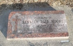 Kenneth Dale Moore