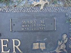 Mary Alice <i>Michael</i> Acker