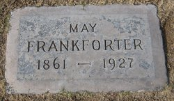 May <i>Hill</i> Frankforter