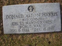 Donald Alton Harris