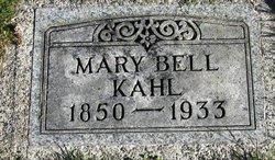 Mary <i>Bell</i> Kahl