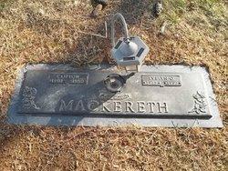 Evelyn Gertrude <i>Robertson</i> Mackereth