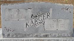 Ida <i>Sabban</i> Karger