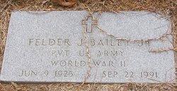 Felder Jefferson Bailey, Jr