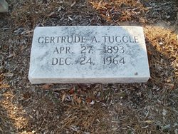 Gertrude A. Tuggle