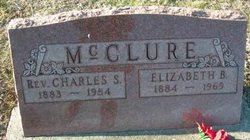 Rev Charles Sherman McClure