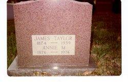 Annie Mae <i>Clark</i> Taylor