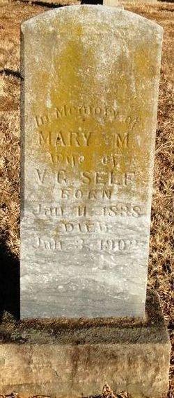 Mary Malissa <i>Hallmark</i> Self