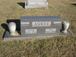 Mattie <i>McClary</i> Ashley
