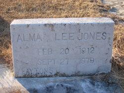 Alma Lee Jones
