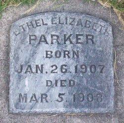 Ethel Elizabeth Parker