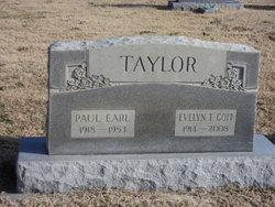 Evelyn Irene <i>Taylor</i> Goff
