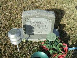 Raymond Travis Lambert